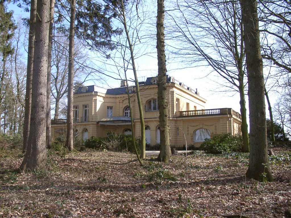 Villa Jordaan aus Nordrichtung