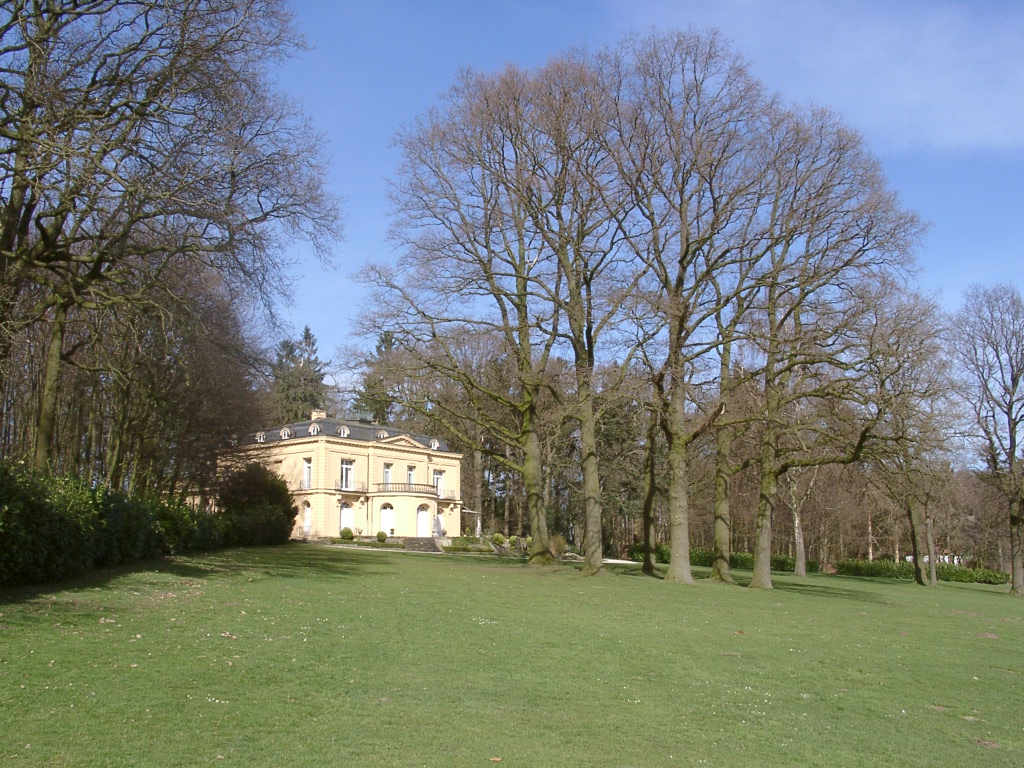 Villa Jordaan aus Südwest-Richtung
